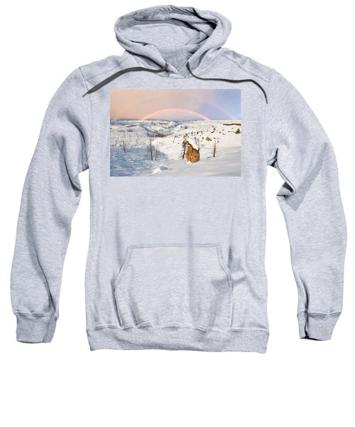 Snow Capped Hoodoo's Sweatshirt