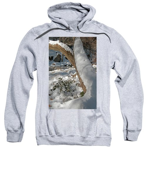 Snow Capped Sweatshirt