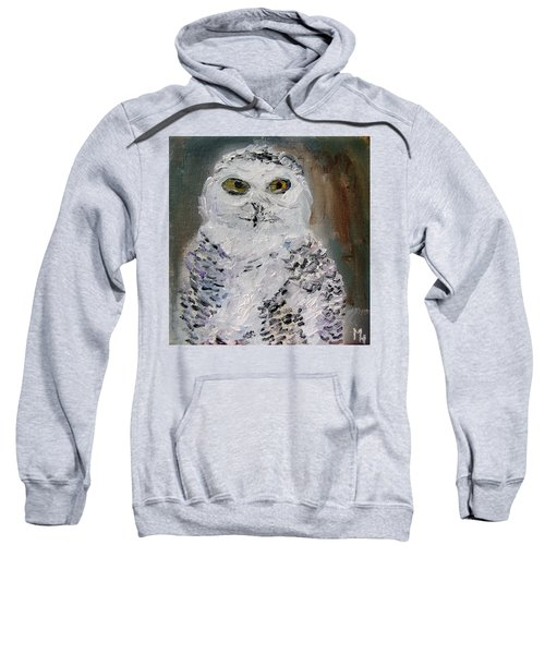 Snow Owl Sweatshirt