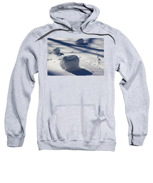 Snow Roller Trio In Shadows Sweatshirt