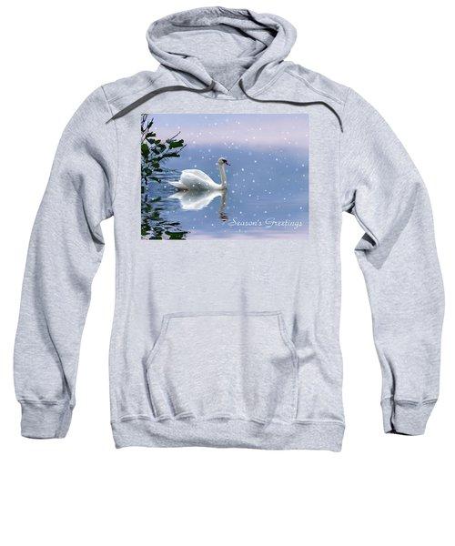 Snow Swan II Sweatshirt