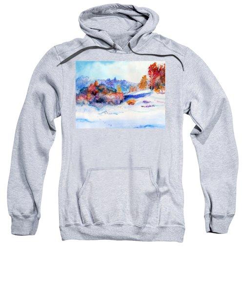 Snowshoe Day Sweatshirt