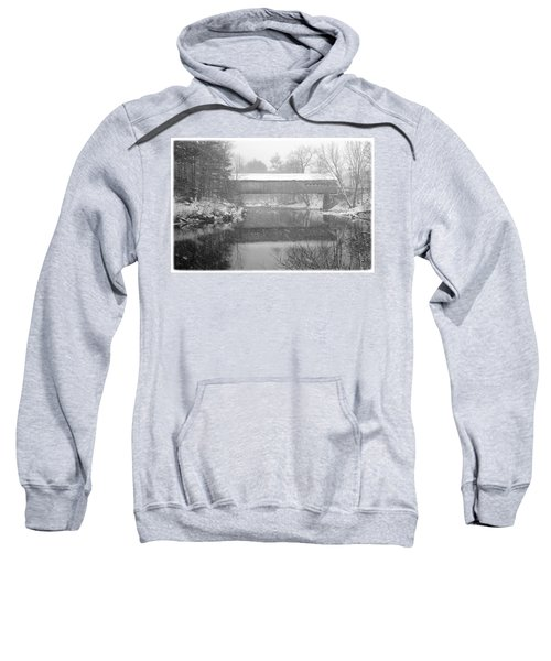 Snowy Crossing Sweatshirt