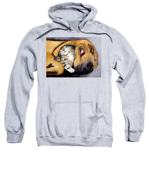Snuggles Sweatshirt