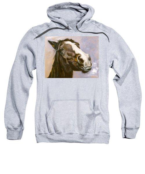 Hot To Trot Sweatshirt