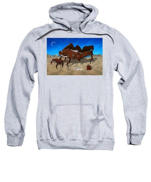 Softe Grand Piano Se Sweatshirt