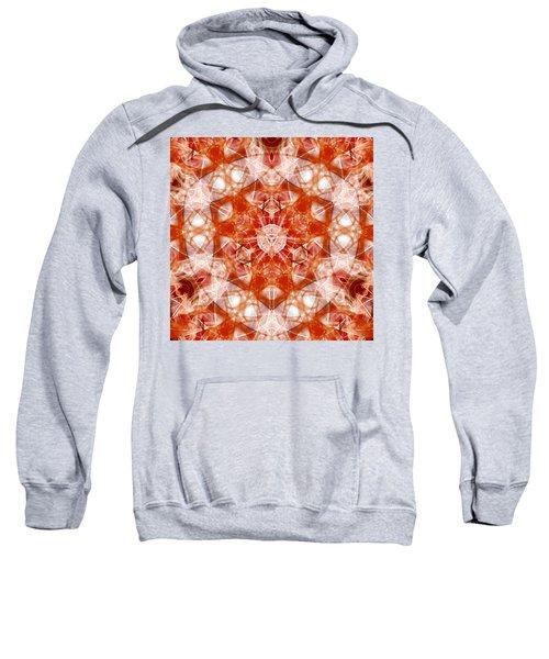 Solar Hypercube Sweatshirt