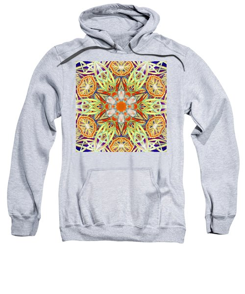 Solar Lattice Sweatshirt