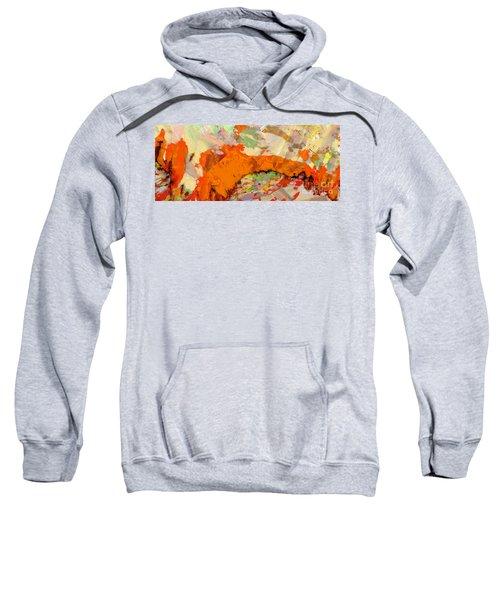Somalia Abstract Sweatshirt