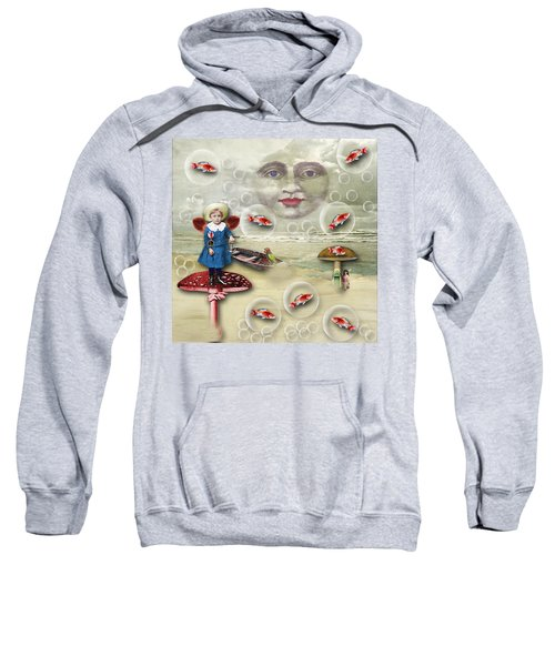 Something Fishy At The Shore Sweatshirt