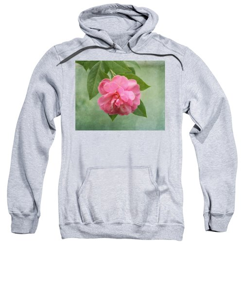 Southern Camellia Flower Sweatshirt