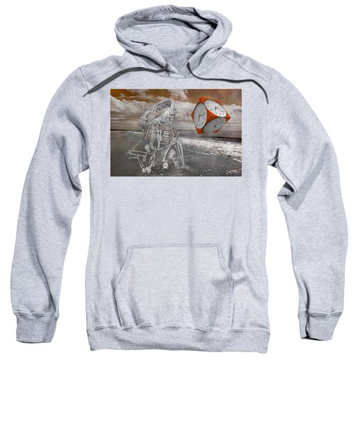 Space And Time Sweatshirt