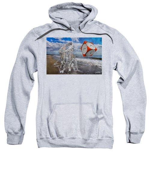 Spacexmatterxtimexx Sweatshirt