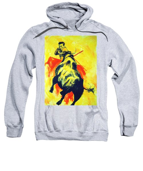 Spanish Bullfight Sweatshirt