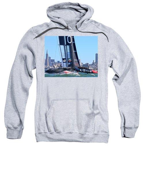 Oracle America's Cup Winner Sweatshirt