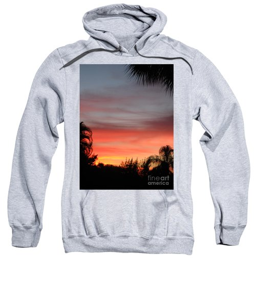 Spectacular Sky View Sweatshirt