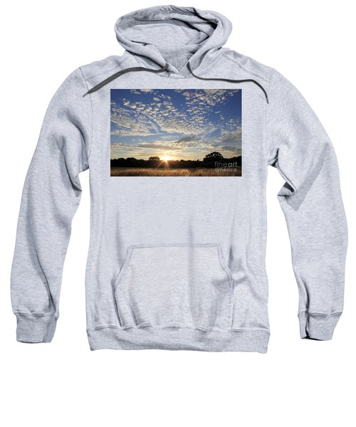 Spectacular Sunset England Sweatshirt