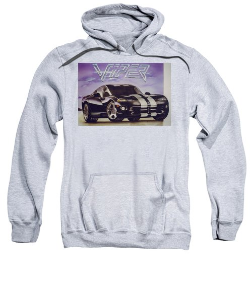 Speed At A Standstill Sweatshirt