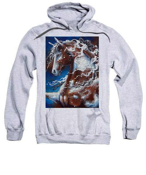 Splish Splashed My Paint Sweatshirt