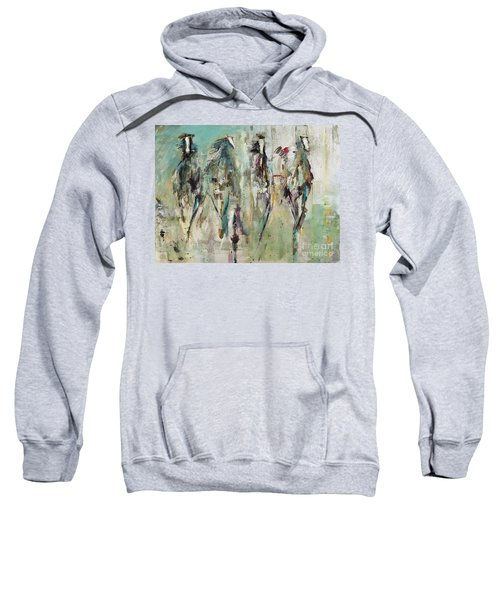 Spooked Sweatshirt
