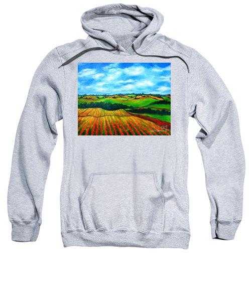 Spring In Prince Edward Island Sweatshirt
