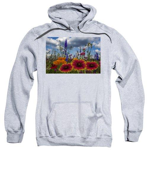 Spring Symphony Sweatshirt