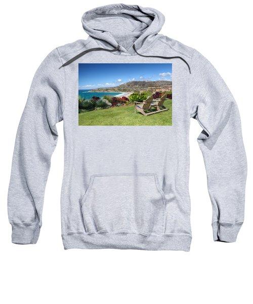 Springtime At Salt Creek Beach Sweatshirt