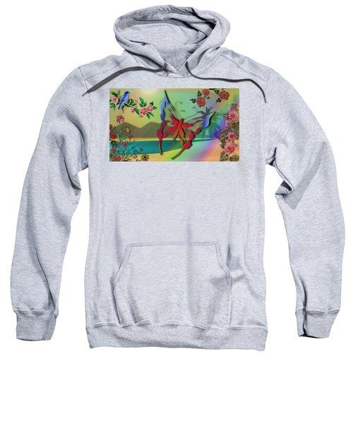 Springtime Sweatshirt