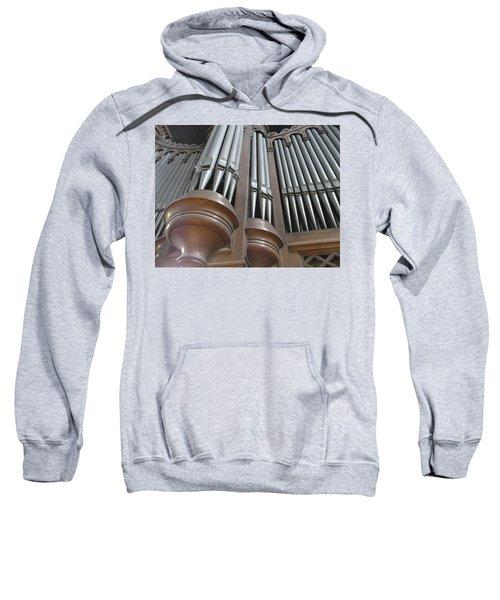 St Augustin Organ Sweatshirt