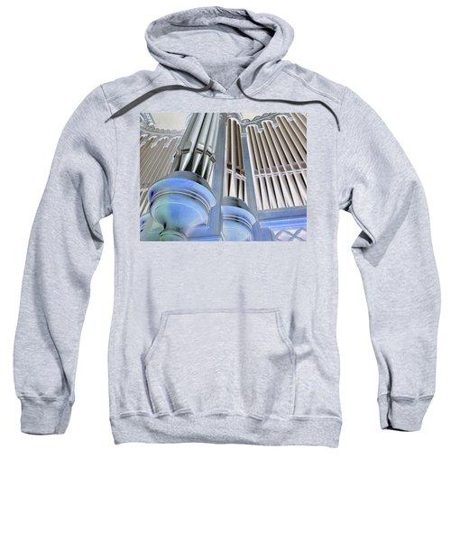 St Augustine Fantasy Organ Sweatshirt