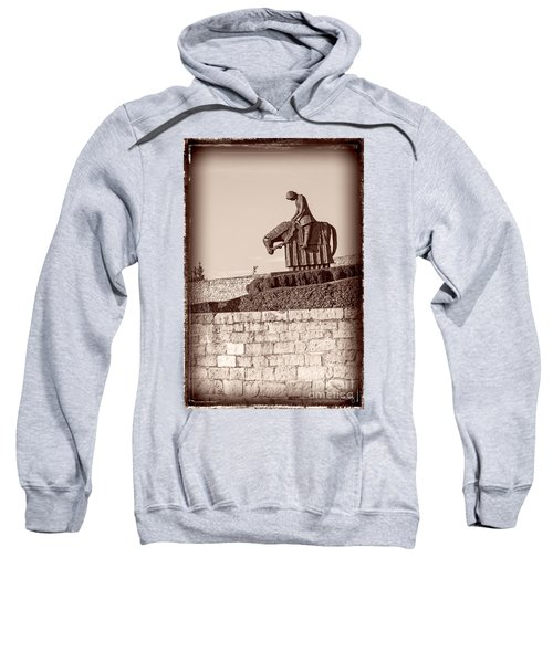 St Francis Returns From Crusades Sweatshirt