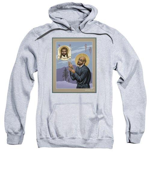 St. Ignatius Amidst Alaska 141 Sweatshirt