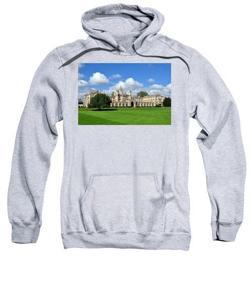 St. John's College Cambridge Sweatshirt