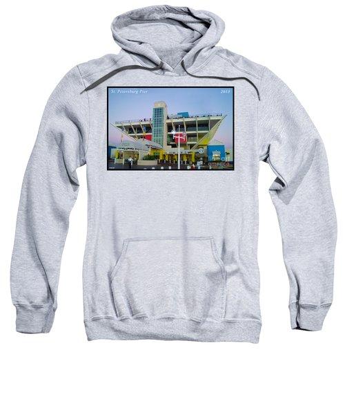 St. Petersburg Pier Sweatshirt