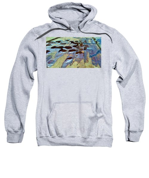 Standing Drops Sweatshirt