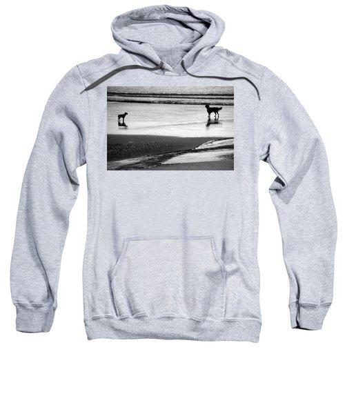 Standoff At The Beach Sweatshirt