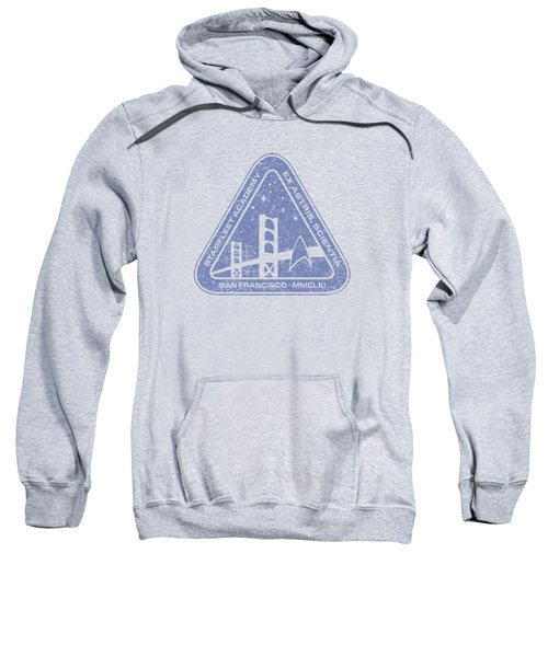 Star Trek - Distressed Logo Sweatshirt
