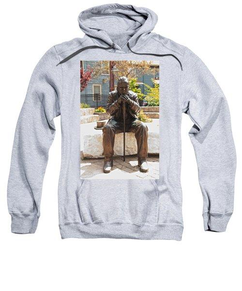 Still Waiting Sweatshirt