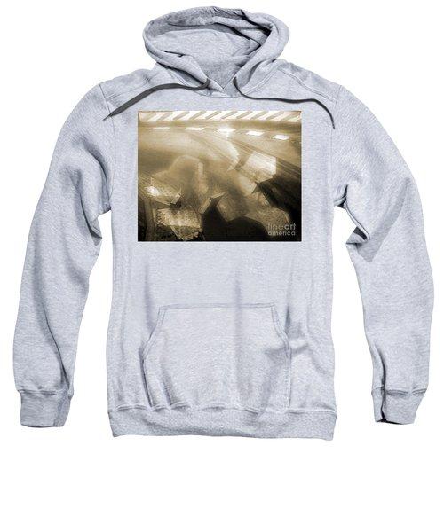 Stood A Man On The Corner. Sweatshirt