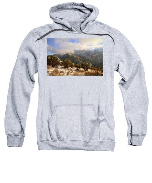 Storm Atop Oquirrhs Sweatshirt