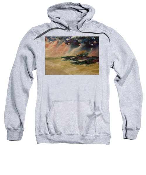 Storm In The Heartland Sweatshirt