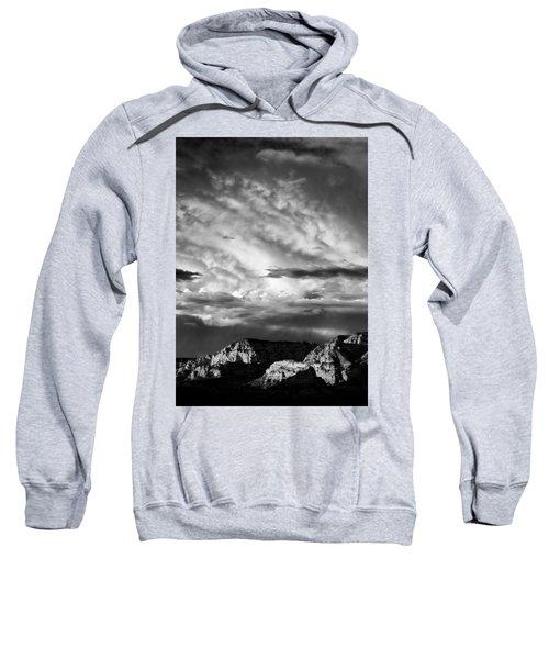 Storm Over Sedona Sweatshirt