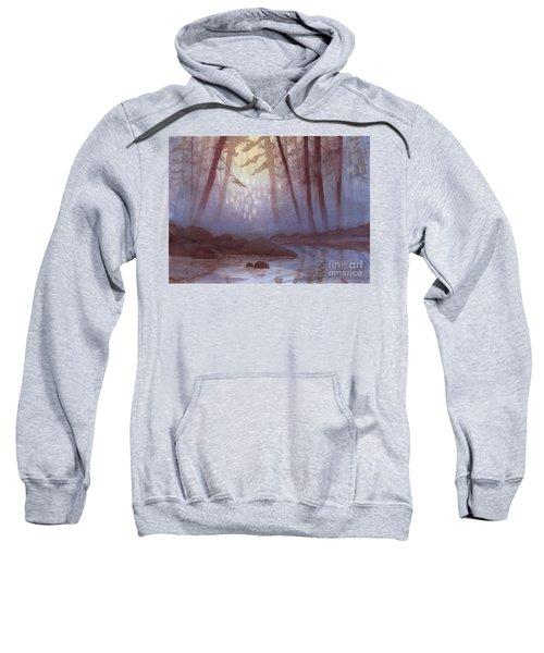 Stream In Mist Sweatshirt