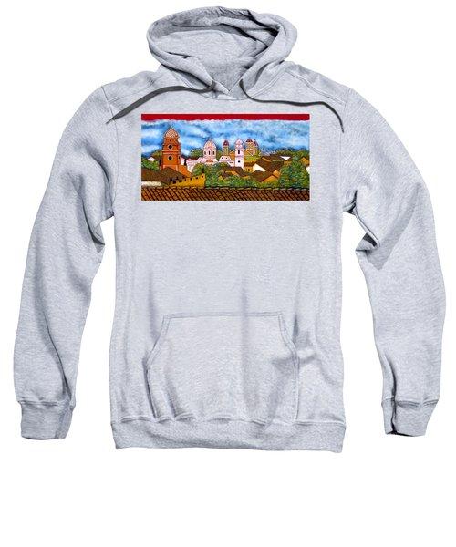 Street Art Granada Nicaragua 3 Sweatshirt