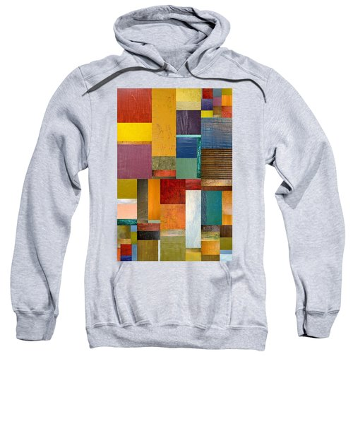 Strips And Pieces Ll Sweatshirt