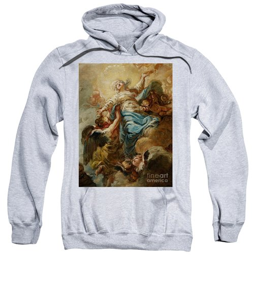 Study For The Assumption Of The Virgin Sweatshirt