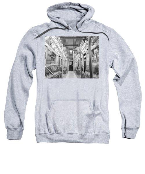 New York City - Subway Car Sweatshirt