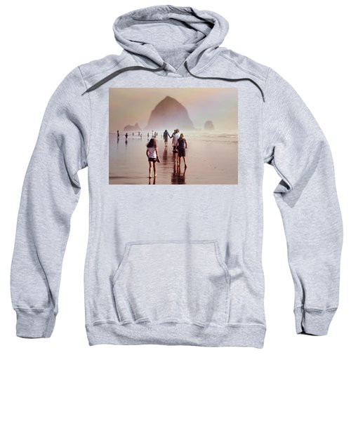 Summer At The Seashore  Sweatshirt