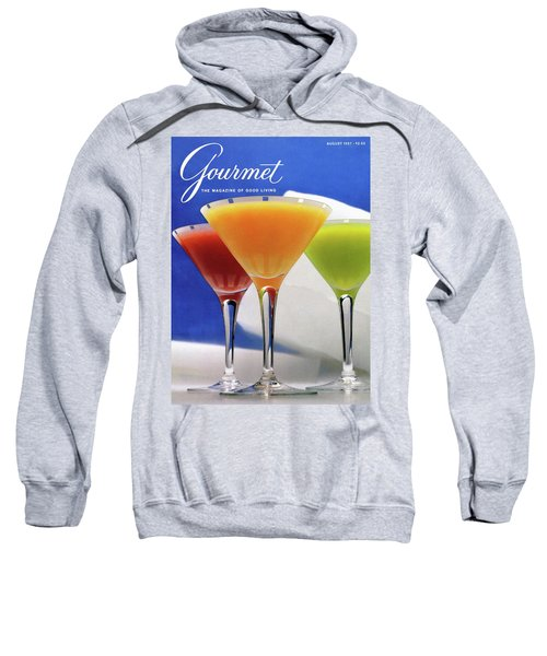 Summer Cocktails Sweatshirt