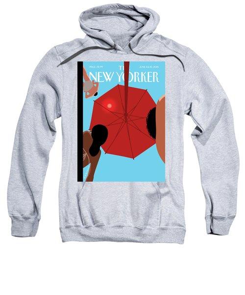 Summer Sky Sweatshirt